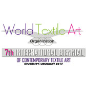 Logo der World Textile Art